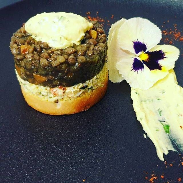 La carte - Fleur de Sel - Restaurant Grimaud